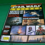 Star Wars Insider Magazine issue 76 Artists of Episode III Ralph McQuarrie
